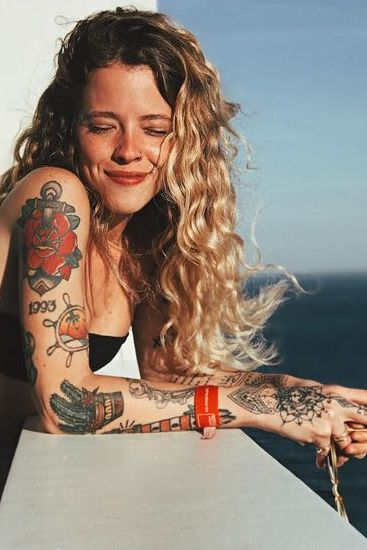 best arm tattoos for women