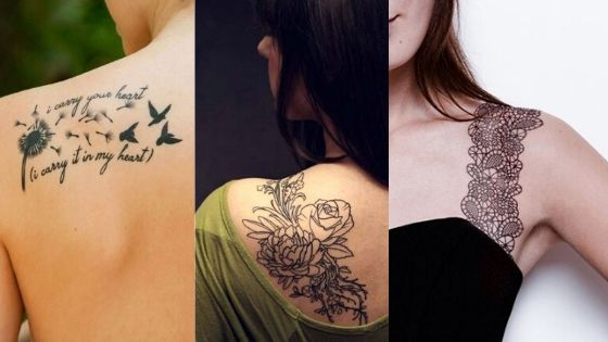 shoulder tattoos designs thumbnail