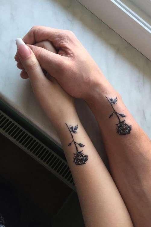 lotus flower tattoo wristsmall rose tattoo on wrist for girls