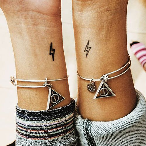 flash small wrist tattoos for girls