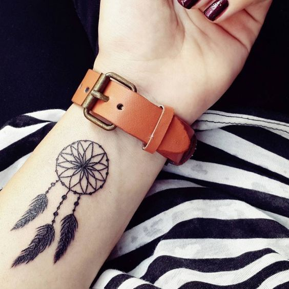 female wrist tattoos ideas for female