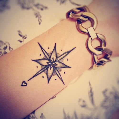 wrist tattoo ideas for girl