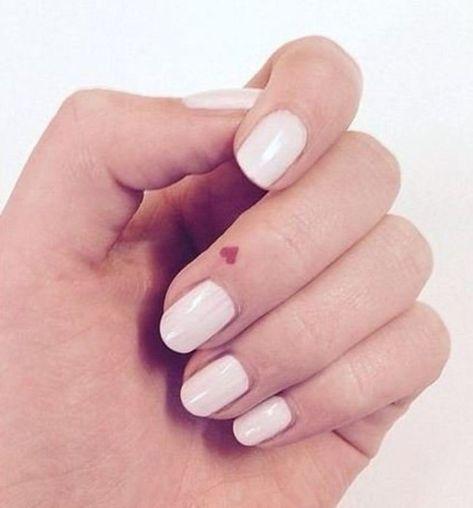 finger tattoos for girls
