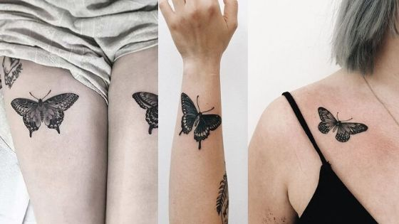Butterfly Tattoos for Women thumbnail