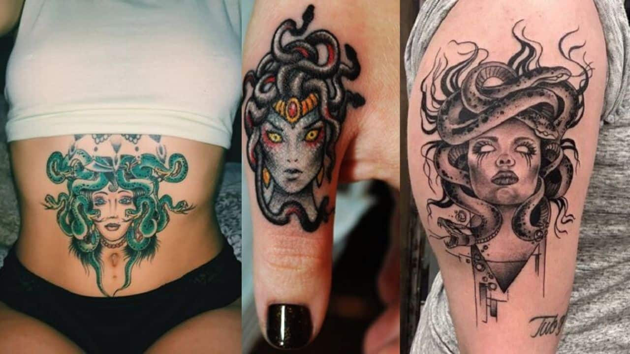 Medusa Best Tattoos Design