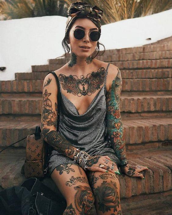 Body Tattoos for Women