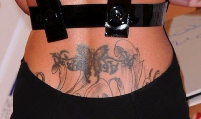 Bum Tattoos