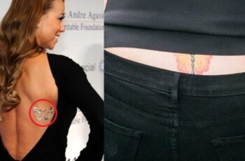 Mariah Carey Tattoos Image