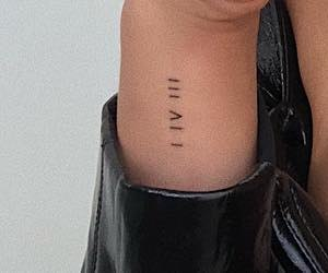 Shay Mitchell Wrist Tattoo