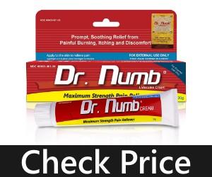 Dr. Numb 5% Lidocaine