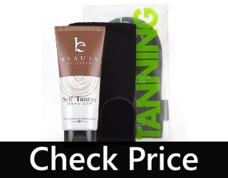 Beauty by Earth Tanning Lotion