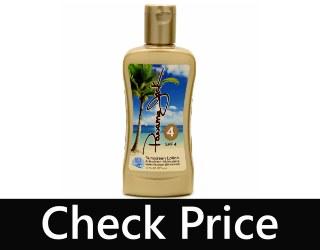 Panama Jack SunScreen Tanning Lotion