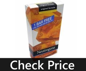 Neutrogena 3 Bar Soap