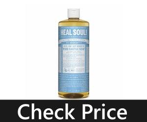 Dr. Bronner's Liquid Soap